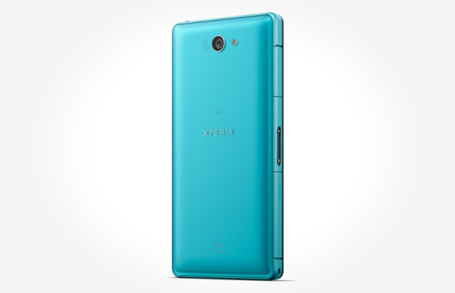 Xperia ZL2 in Turquoise Color