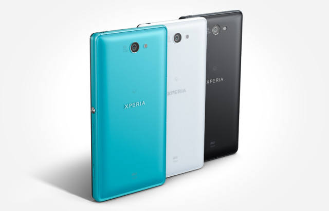 Xperia ZL2 Colors