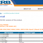 17.1.1.A.0.438 firmware certified for Xperia Z2, Z2, Tablet