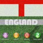 Download Xperia Themes England , Spain, Brazil, Portugal, Croatia, Germany, Russia, Poland, China, France, Japan, Argentina, Holland, Italy Themes