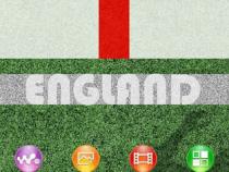 England Theme for Xperia