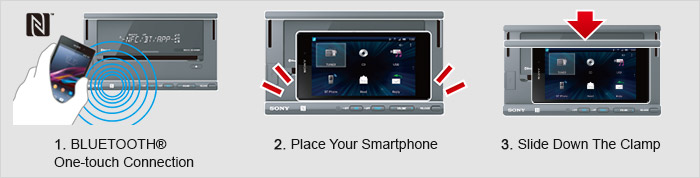 How to pair Sony XSP-N1BT