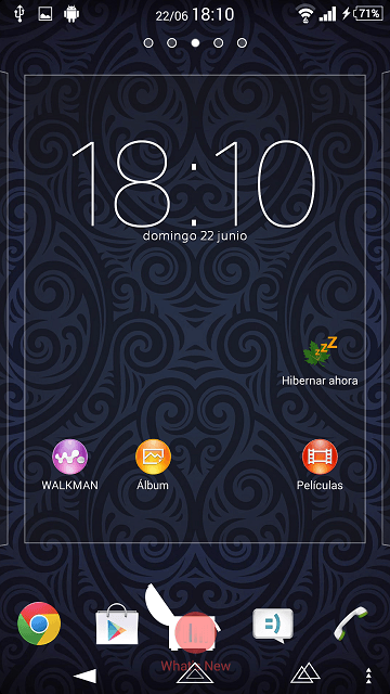 My Xperia Theme apk