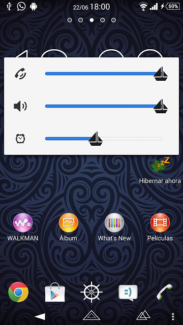 My Xperia Theme