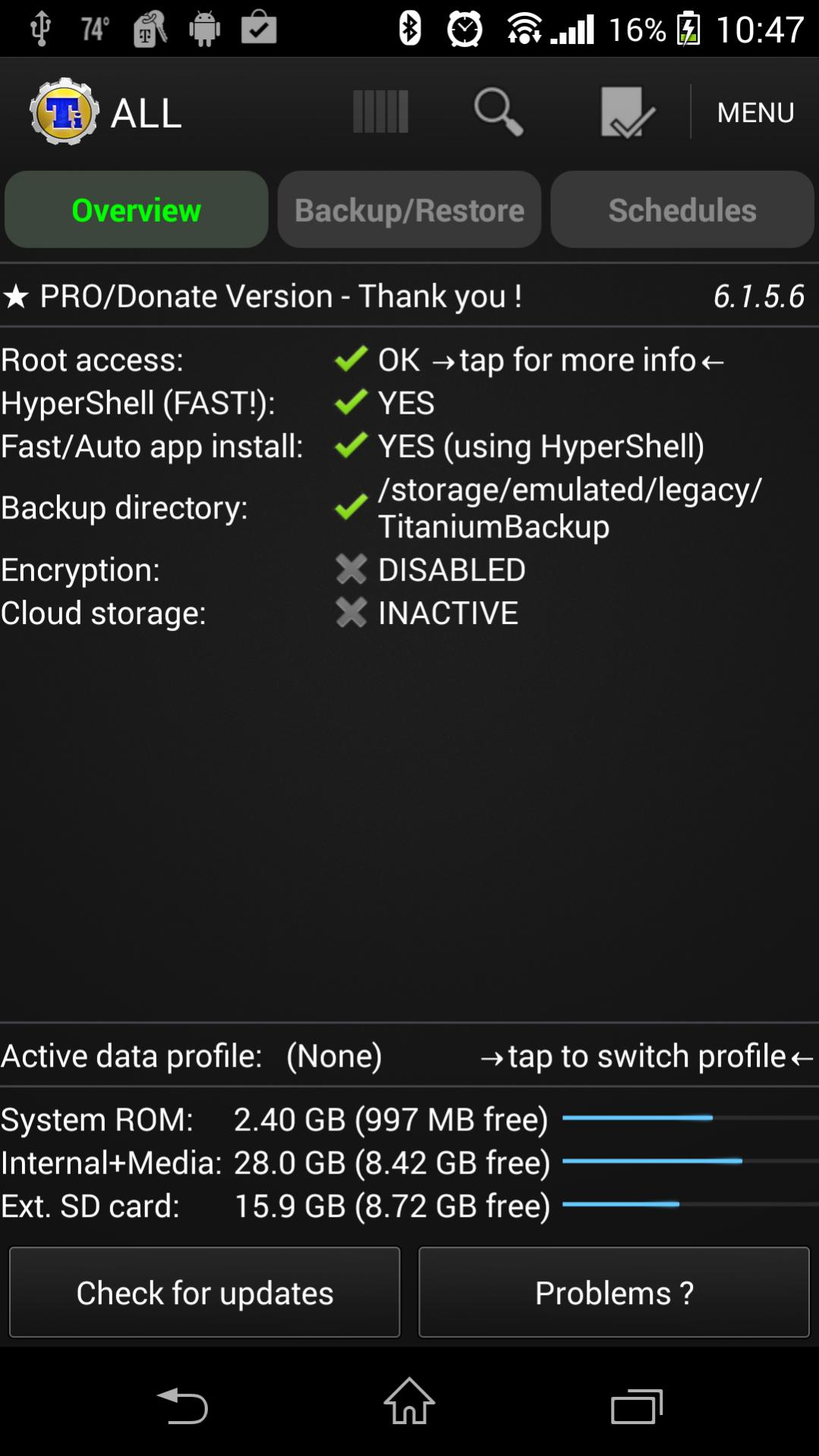 Root Xperia Z1s C6916