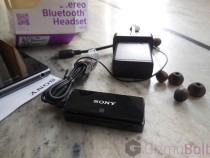 Sony SBH50 Stereo Bluetooth headset review