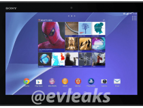 Verizon Xperia Z2 Tablet
