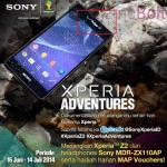 Verizon Xperia Z2 pic spotted on Sony Mobile Indonesia Facebook page