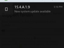Xperia M 15.4.A.1.9 firmware
