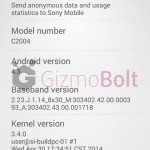 Xperia M Dual 15.5.A.1.5 firmware update with Xperia Themes support