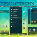 Install custom Xperia TriXagon theme on rooted devices