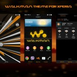 Install custom Xperia Walkman theme on rooted Xperia device