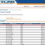 10.5.A.0.233 firmware certified for Xperia Z, ZL, ZR, Tablet Z