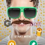 Xperia Z2 Sketch app 4.1 version build 2.0.A.1.1 update rolling