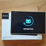 Xperia Z2 Tablet unofficial CyanogenMod 11 Android 4.4.3 build coming