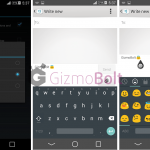 Download Google Android L keyboard port for Xperia and all devices
