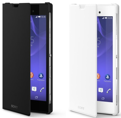 Xperia T3 Sony SCR16 Style Cover