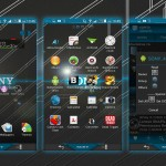 Install custom Xperia Sony theme on rooted device
