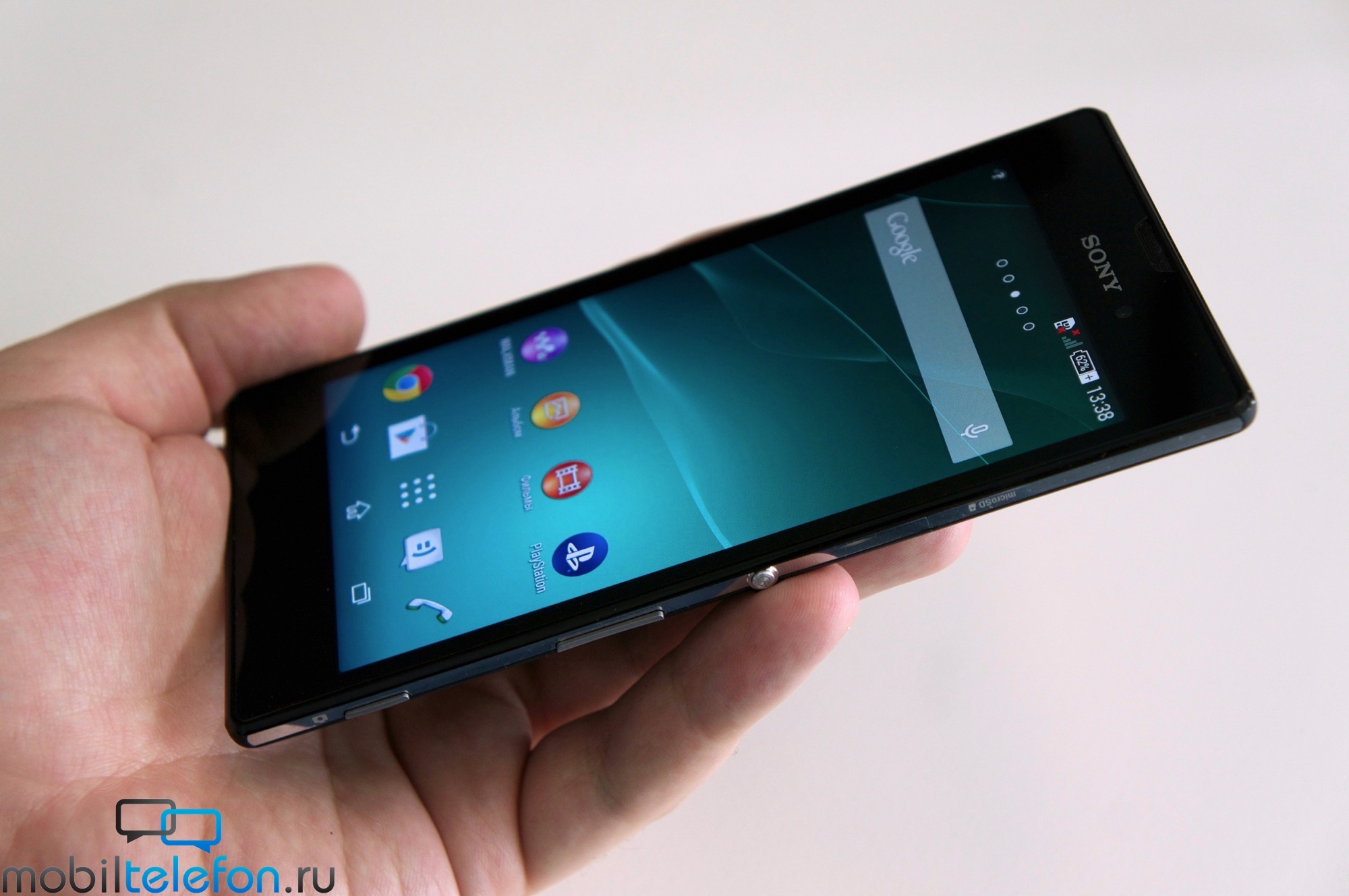 Xperia T3 Review hands on