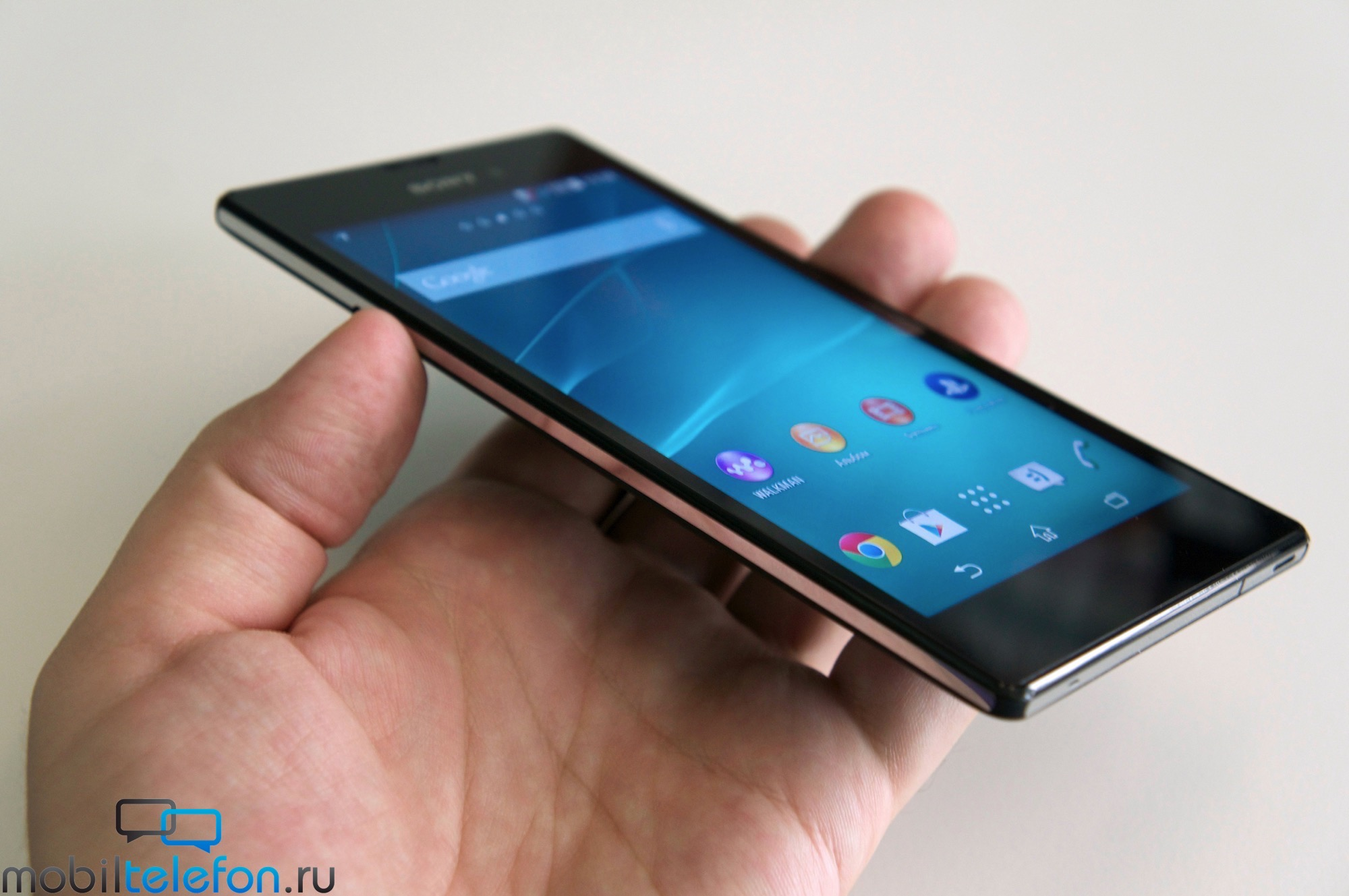 Sony Xperia T3 hands on experience