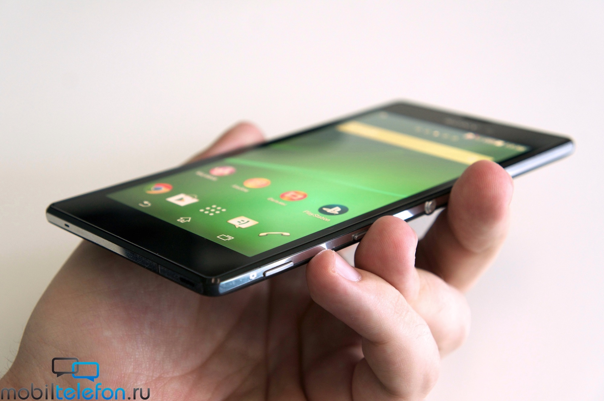 Sony Xperia T3 hands on