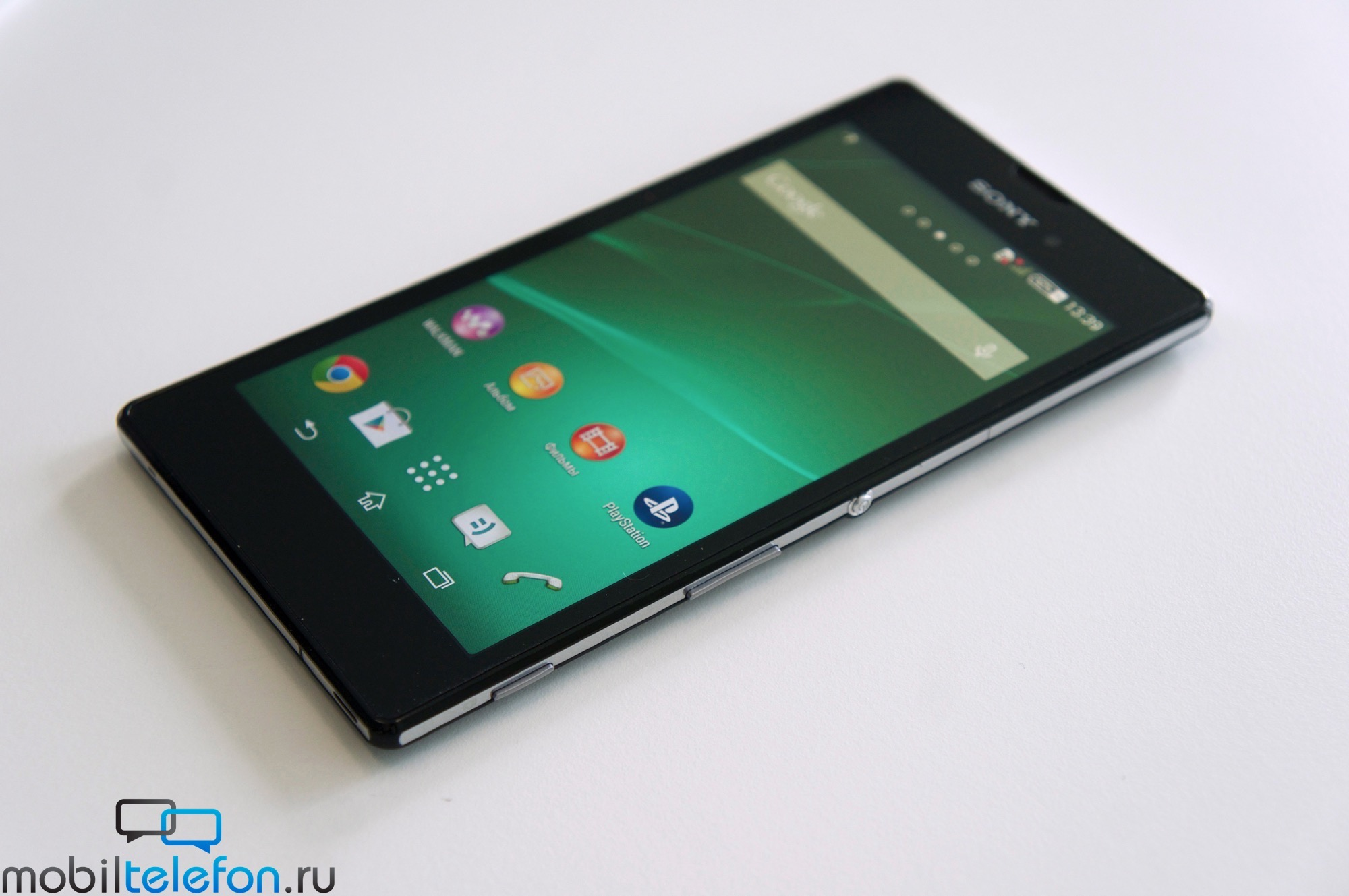 Xperia T3 hands on