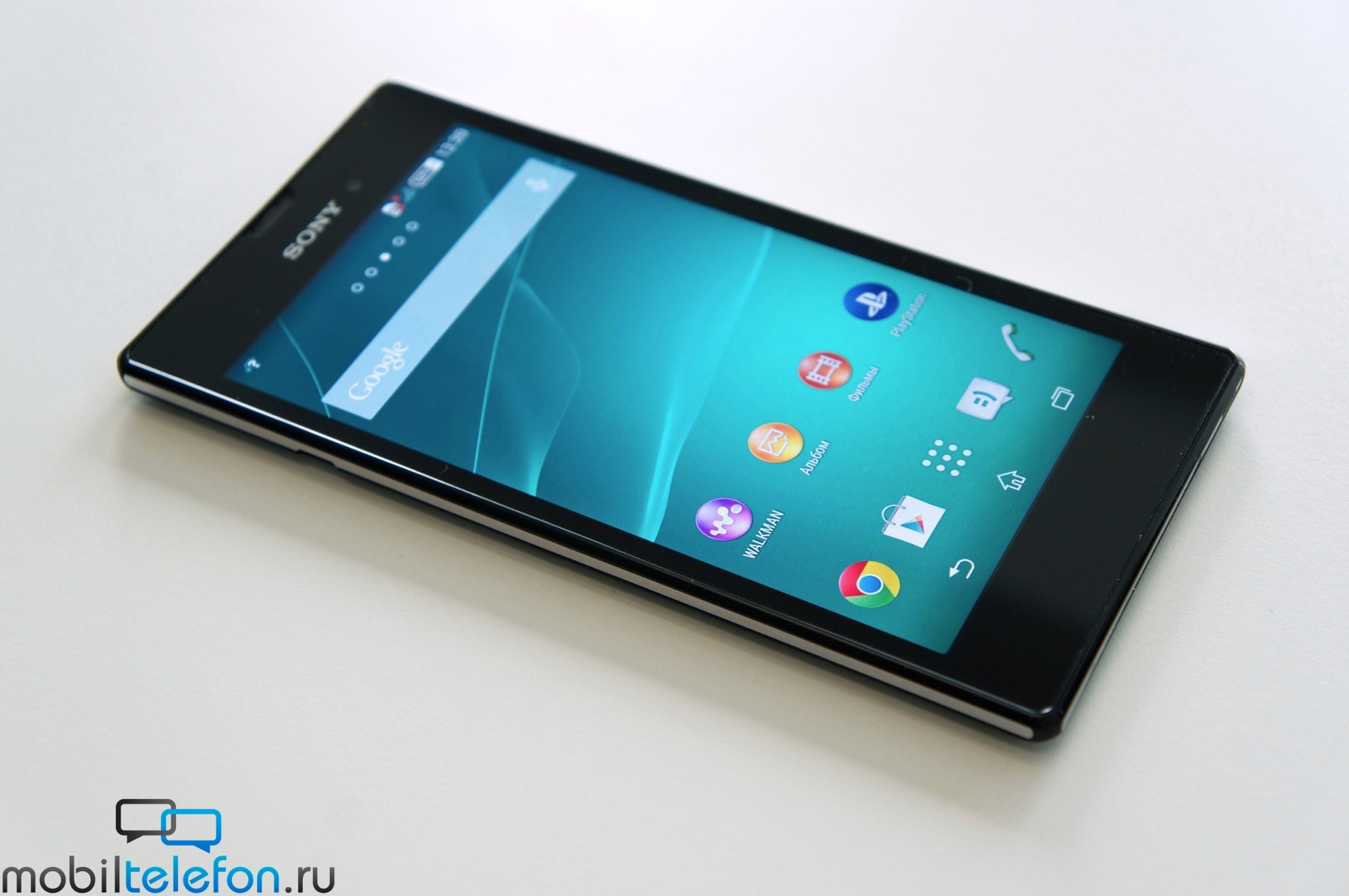 Xperia T3 hands on photos