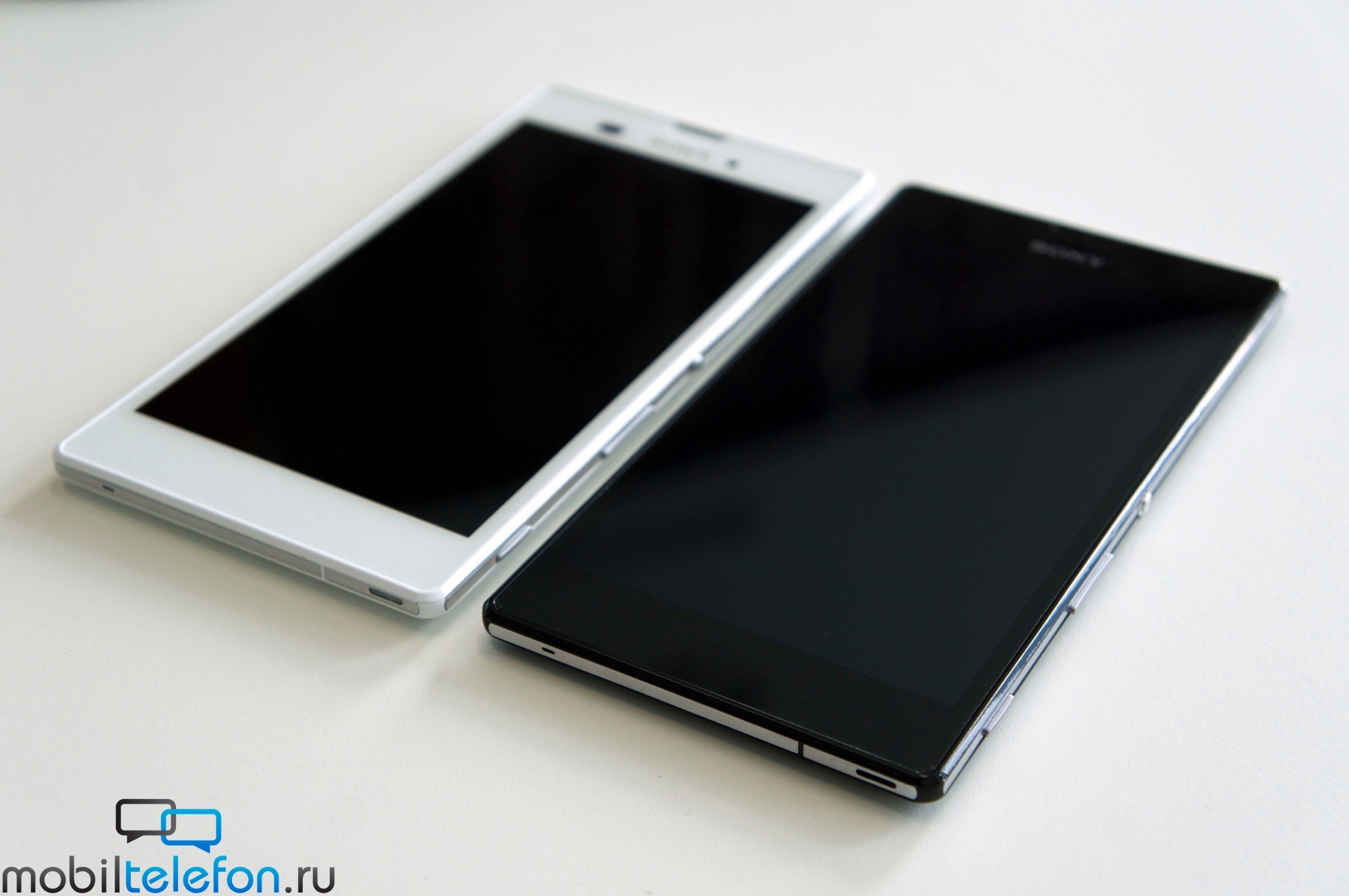 White Xperia T3 Review