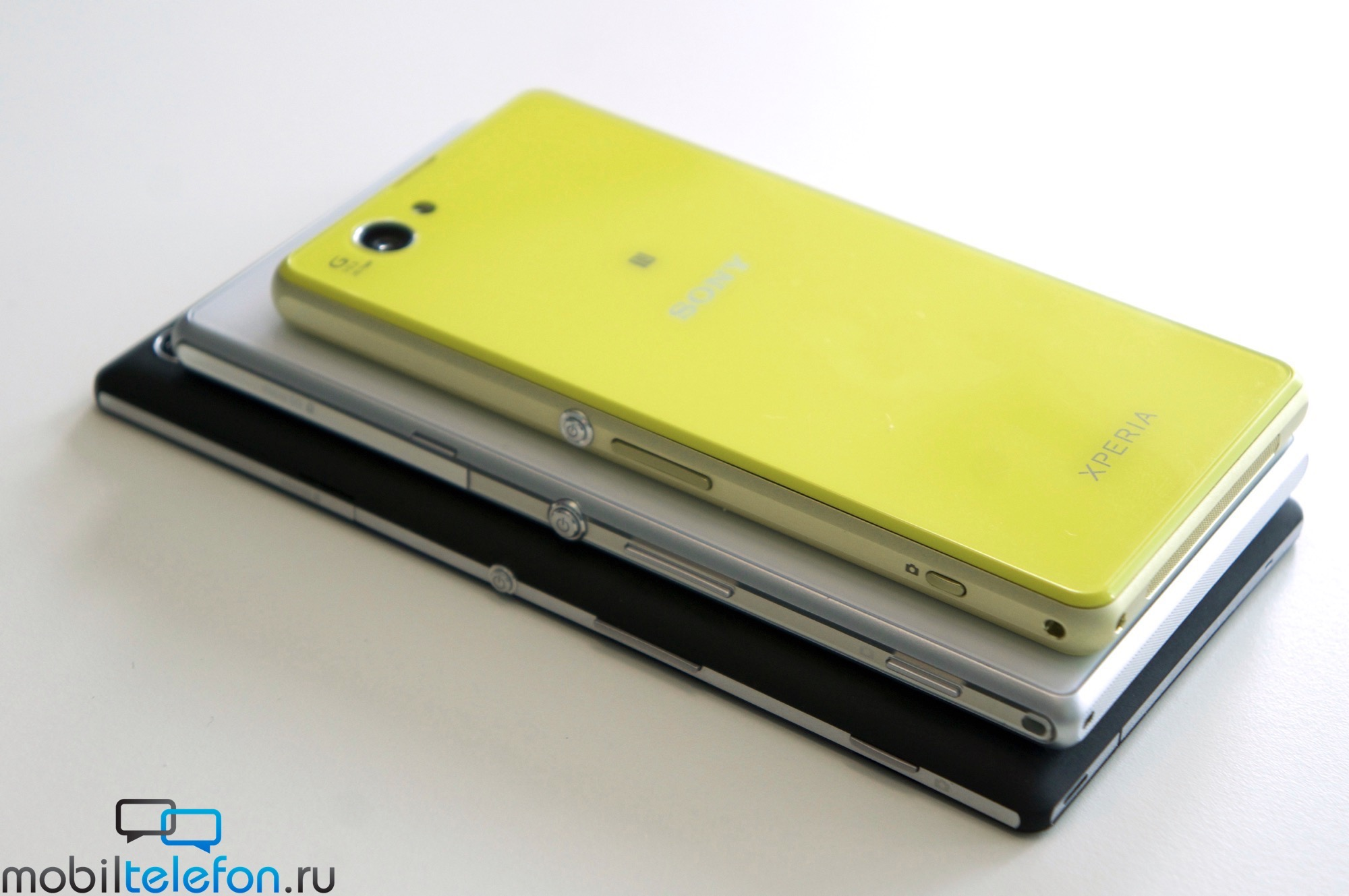 how to take screenshot on xperia z1 compact