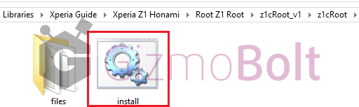 Towel Root files