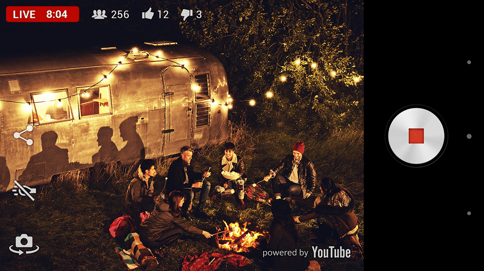 Sony Live on YouTube app apk
