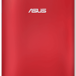 Asus Zen Back Cover Red