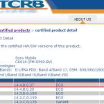 Xperia Z1s C6916 14.4.B.0.37 firmware certified – KitKat update