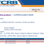 Xperia T2 Ultra KitKat 19.1.A.0.474 firmware certified