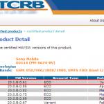 Xperia E1 Dual 20.1.B.0.60 firmware KitKat certified