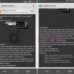 Sony Album 6.2.A.0.22 app update rolling – Improved navigation menu