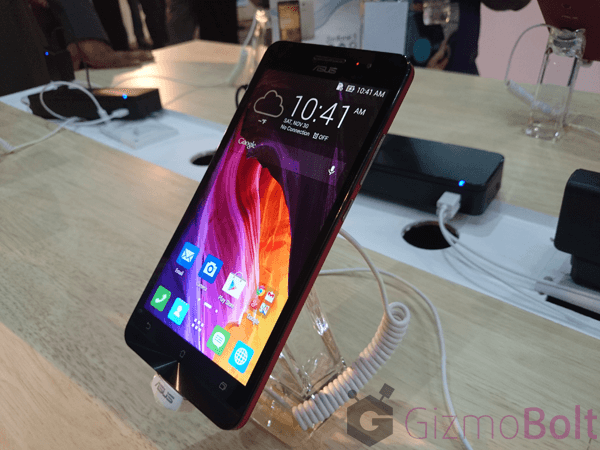 Asus Zenfone 6 Hands on