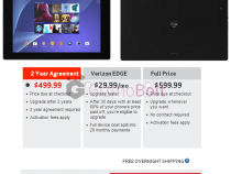 Buy Verizon Xperia Z2 Tablet