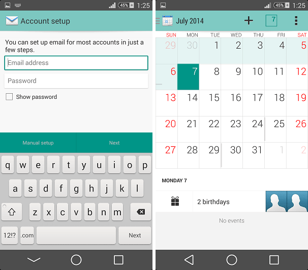 Download Android L Themes