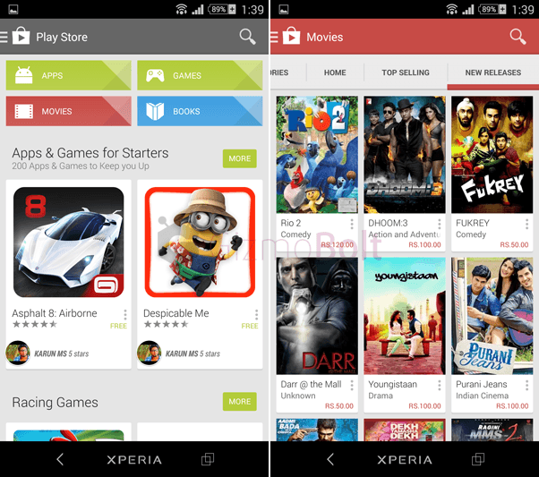 Download Play Store 4.9.13 version apk