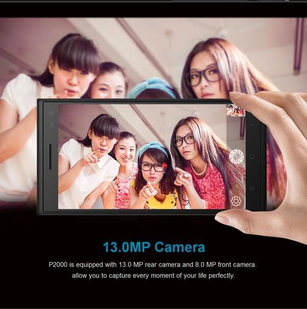 Elophone P2000 13 MP camera
