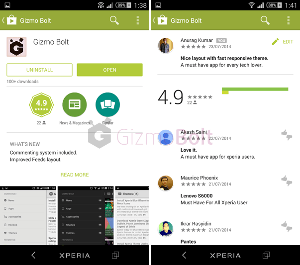 Google Play Store 4.9.13 version