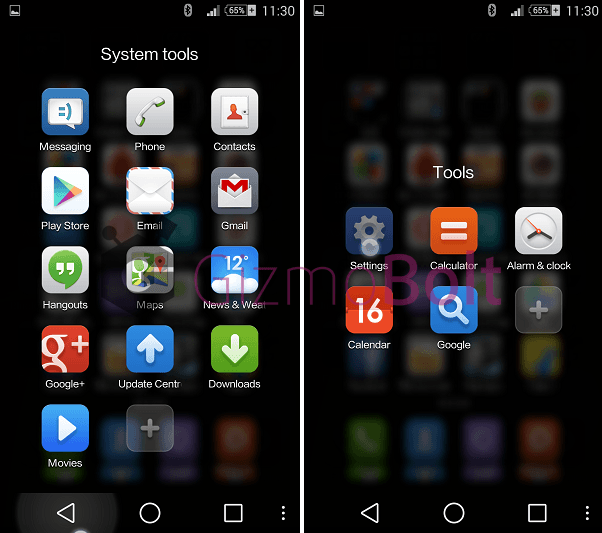 MIUI Express Home launcher apk