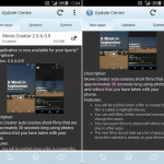 Sony Movie Creator 2.0.A.0.9 app update rolling on Xperia Z2