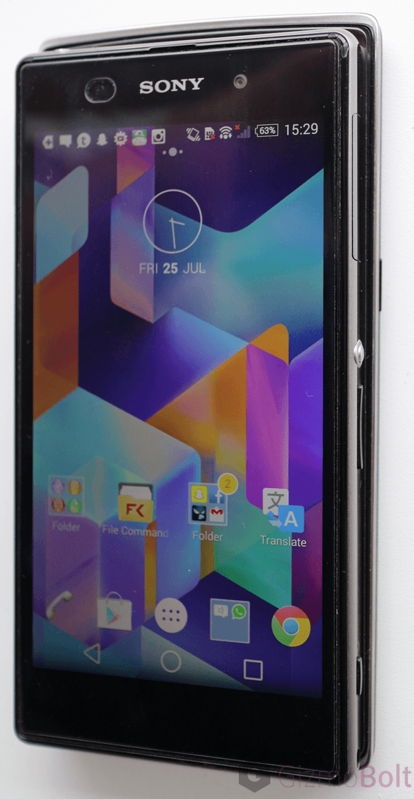 Galaxy S5 vs OnePlus One vs Xperia Z1