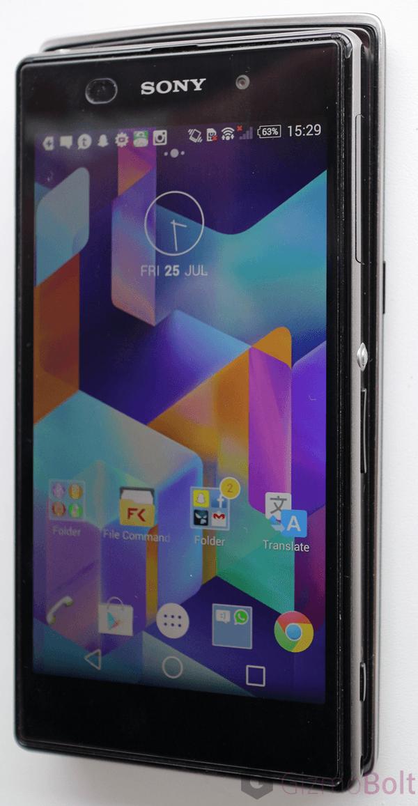 Galaxy S5 vs OnePlus One vs Xperia Z1