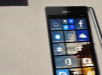 Sony Lue Z windows phone is a Fake device