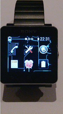 Sony SmartWatch 2 1.0.B.5.28 custom wallpaper