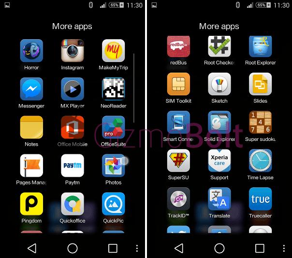 Xiaomi MIUI Launcher