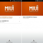 Xiaomi Mi 3 MIUI KXDMIBE18.0 update rolling – Android 4.4.2
